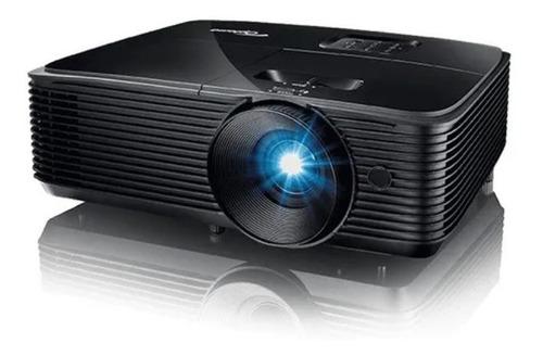 Optoma Hd143x Projetor 3000 Lumens Full Hd / 3d / Hdmi /usb  - Audio Video & cia