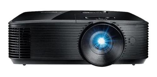 Optoma Hd146x Projetor 3600 Lumens Full Hd/3d/hdmi/usb Voltagem:110V/220V;Cor:Preto  - Audio Video & cia