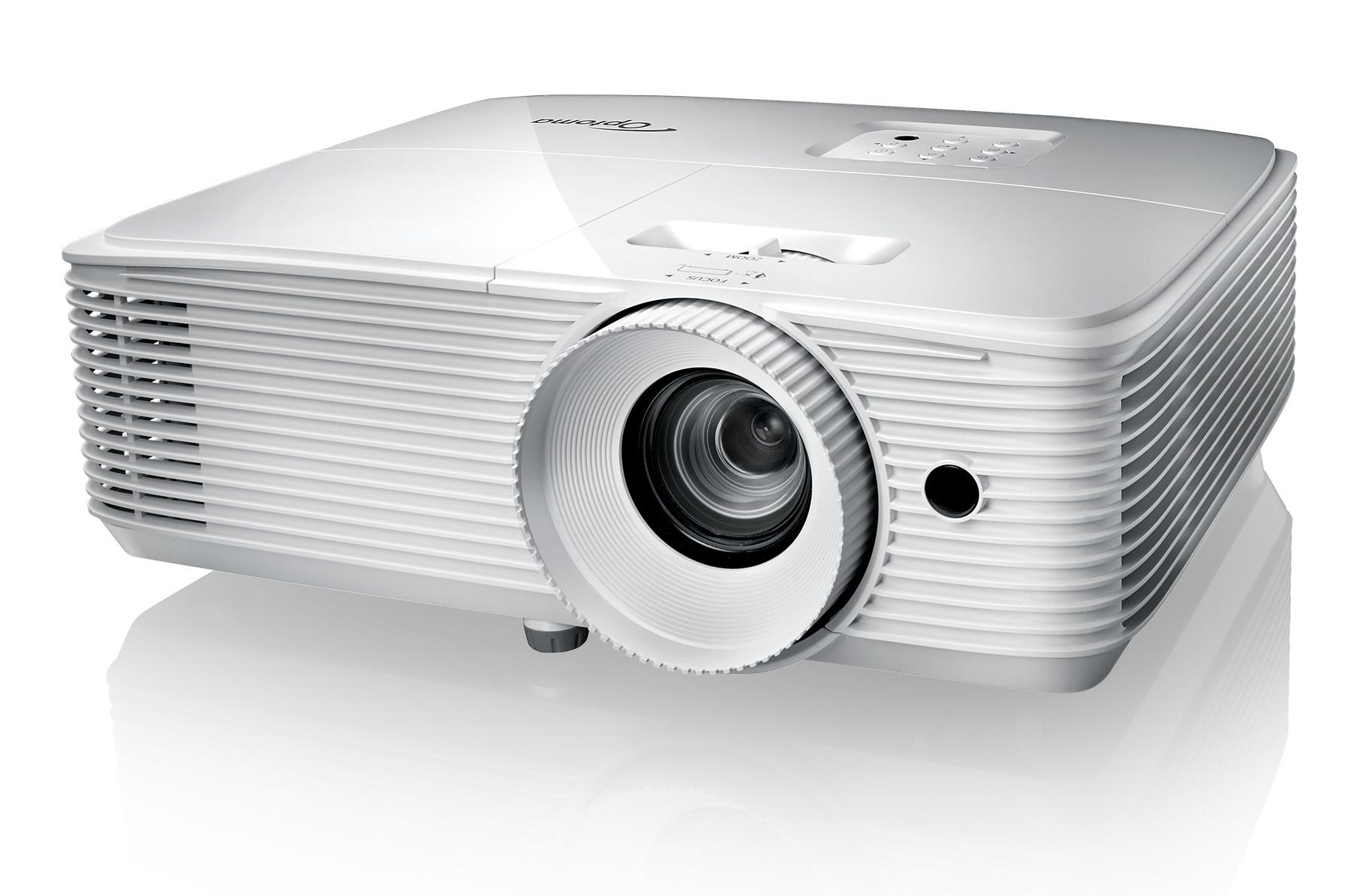 Optoma HD39hdr Projetor Full Hd 4000 lumens  - Audio Video & cia