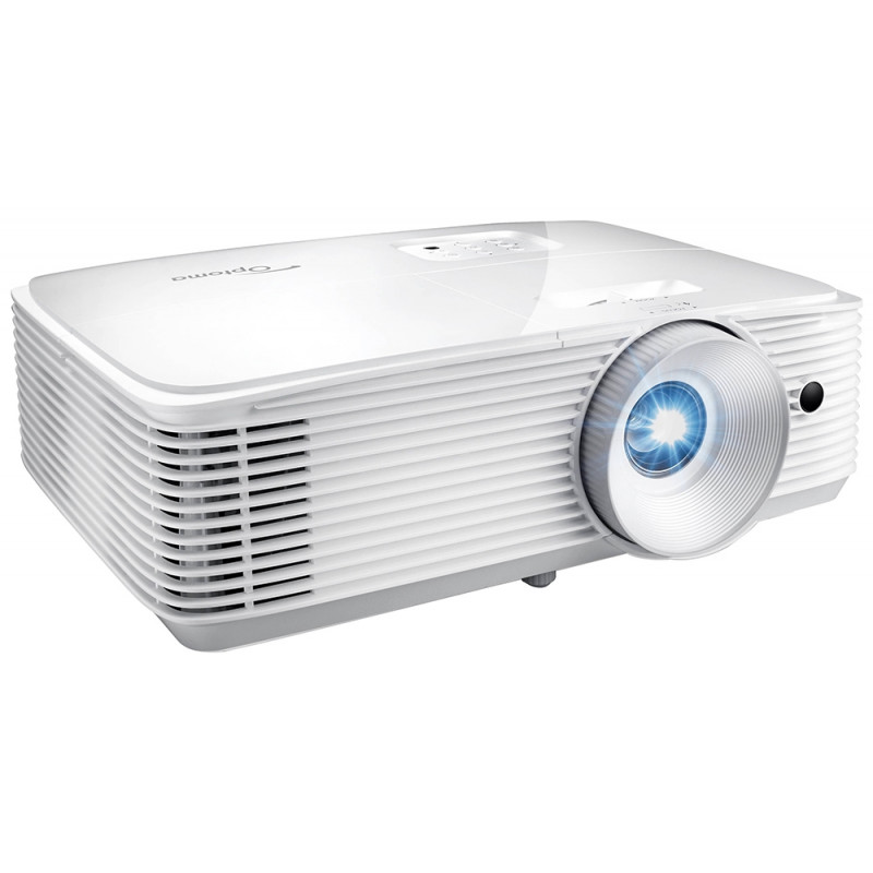 Optoma W335 Projetor WXGA 3800 lumens  - Audio Video & cia