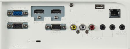 Panasonic PT-VW540U Projetor WXGA 5300 lumens  - Audio Video & cia