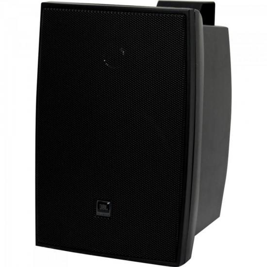 Par Caixa Acústica Som Ambiente 40W C521P Preta JBL - PAR / 2  - Audio Video & cia
