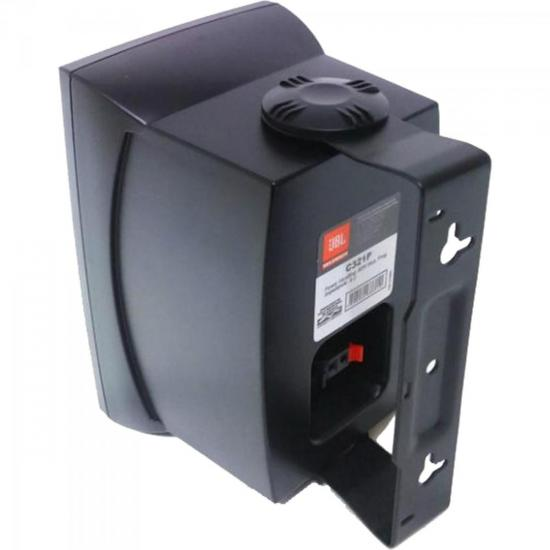 Par de Caixa Acústica Som Ambiente 30W C321P Preta JBL - PAR / 2  - Audio Video & cia