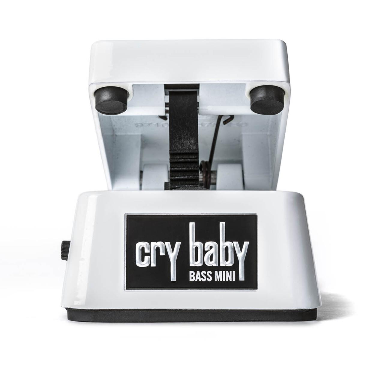 Pedal Cry Baby Mini Bass Wah Cbm105q Dunlop  - Audio Video & cia