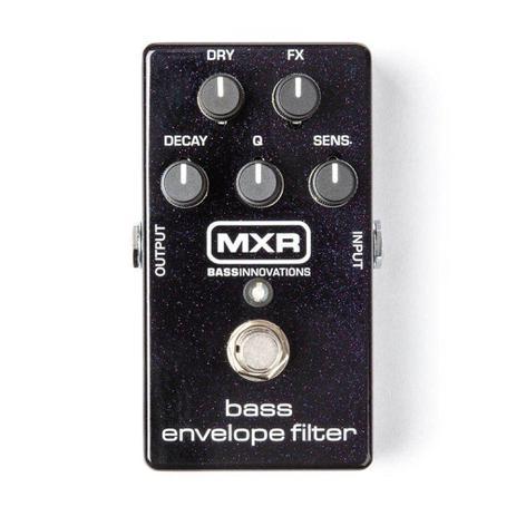 Pedal Mxr Bass Envelope Filter M82 Dunlop  - Audio Video & cia
