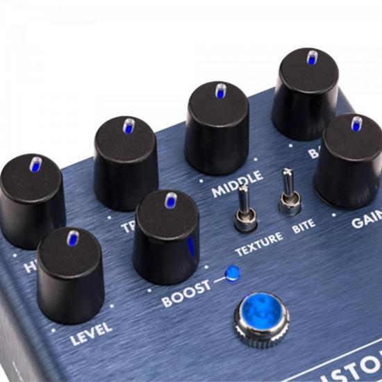 Pedal para Guitarra Full Moon Distortion FENDER  - Audio Video & cia