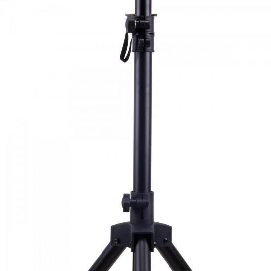 Pedestal para Caixa de Som PA100 Preto HAYONIK  - Audio Video & cia