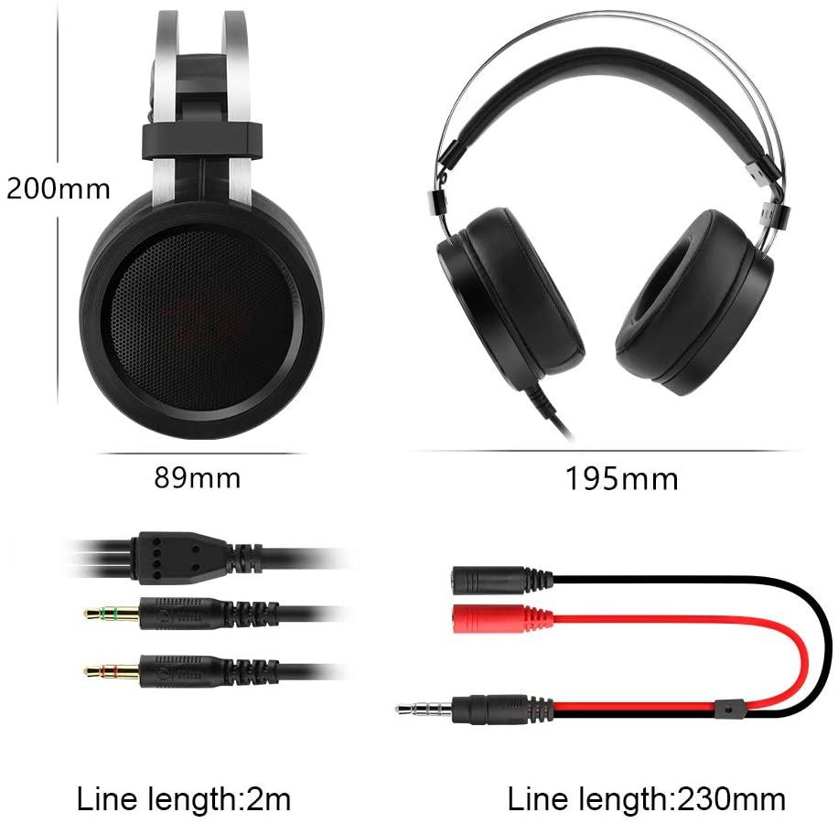 Redragon Scylla H901 Headset Gamer Preto  - Audio Video & cia