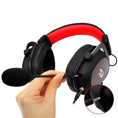 Redragon Zeus 2 H510-1 Headset 7.1 Gamer Preto  - Audio Video & cia