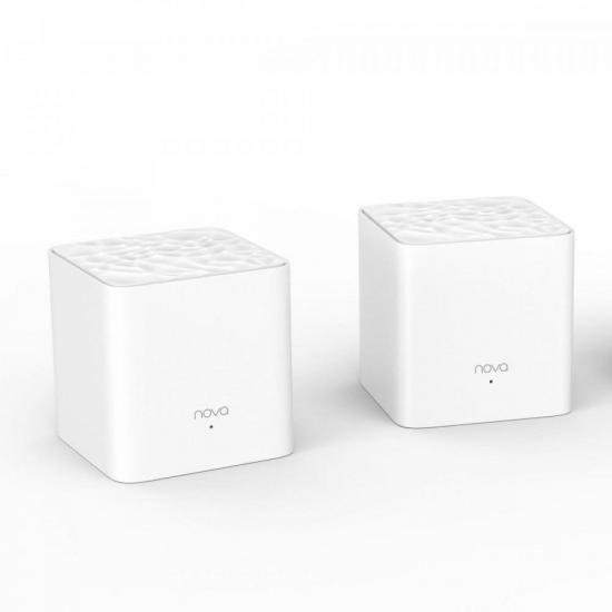 Roteador Wifi 1200Mbps Mesh C/2 MW3 TENDA  - Audio Video & cia