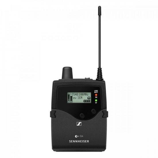 Sistema de Monitoramento Sem Fio EW IEM G4-A1 SENNHEISER  - Audio Video & cia