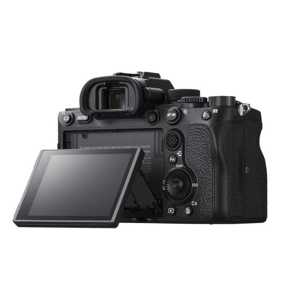 Sony A7R IV - Camera - Corpo  - Audio Video & cia