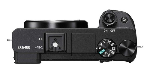 Sony Alpha 6400 Kit Camera Digital Mirroless com Lente 16-50mm Oss  - Audio Video & cia