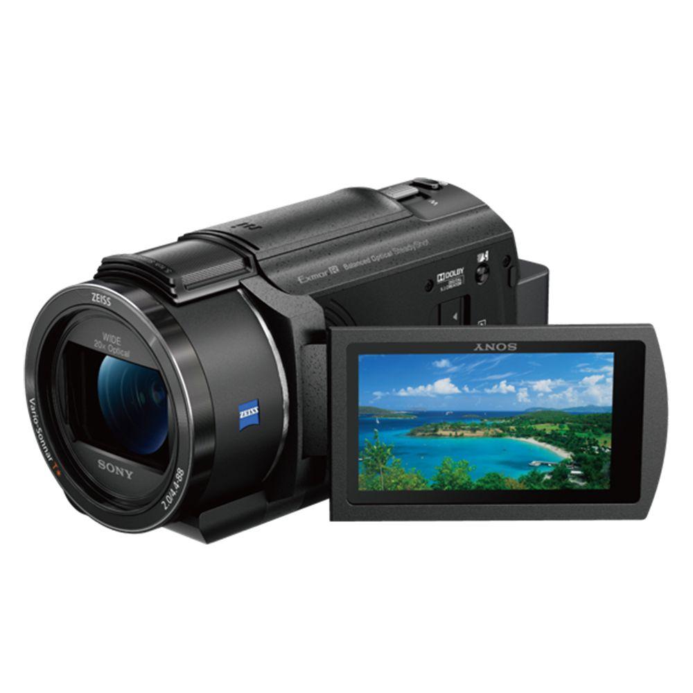 Sony FDR AX40 Filmadora ultra hd 4K  - Audio Video & cia
