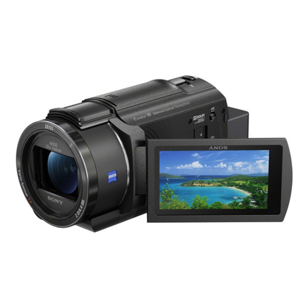 Sony FDR AX43 Filmadora ultra hd 4K  - Audio Video & cia