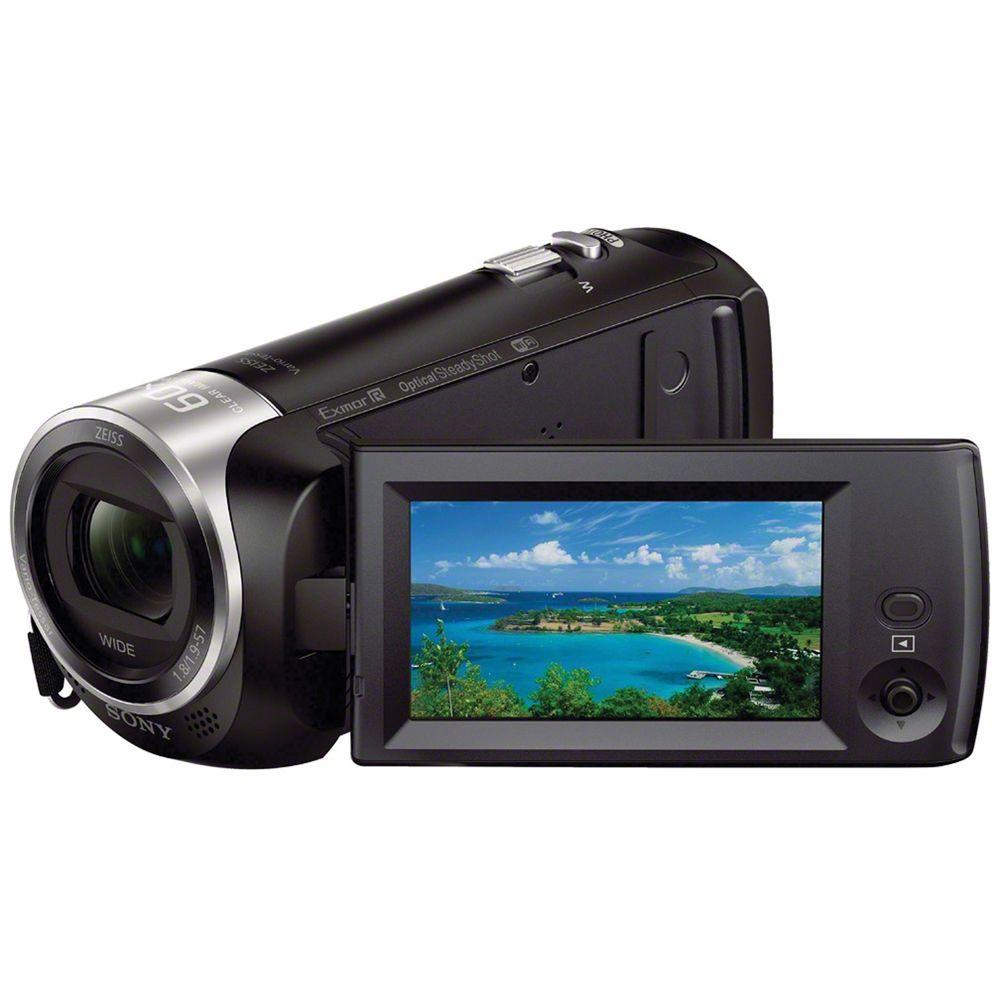 Sony HDR CX440 Filmadora Hd  - Audio Video & cia