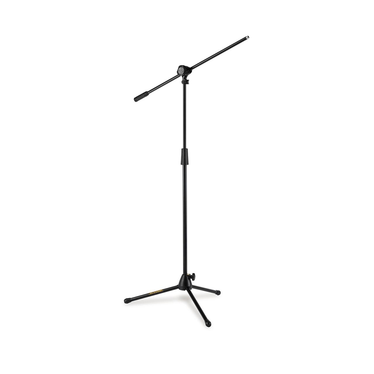 Suporte Girafa P/microfone Quick Turn Ms432b Hercules  - Audio Video & cia