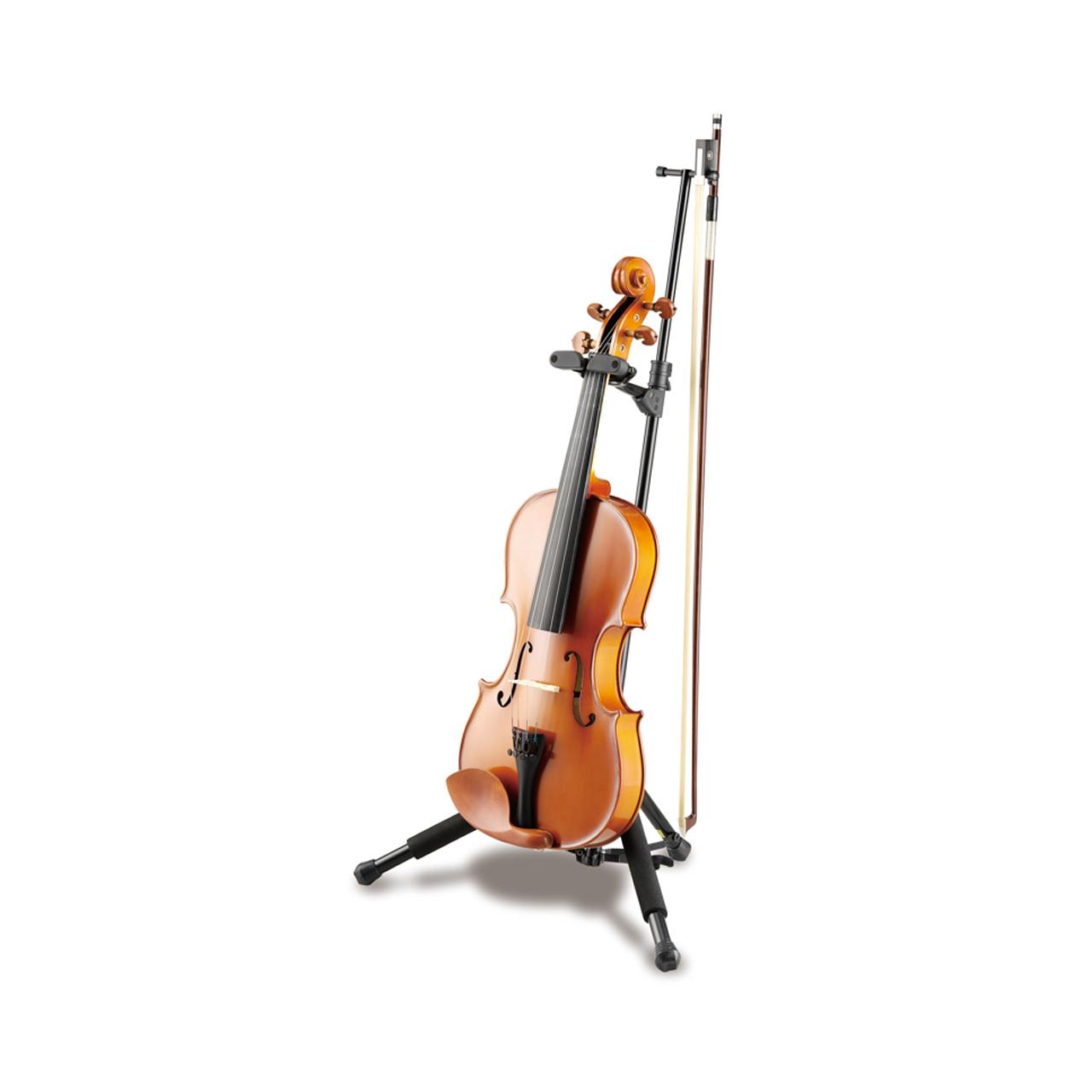 Suporte Travlite Aluminio P/violino/viola Ds571bb Hercules  - Audio Video & cia