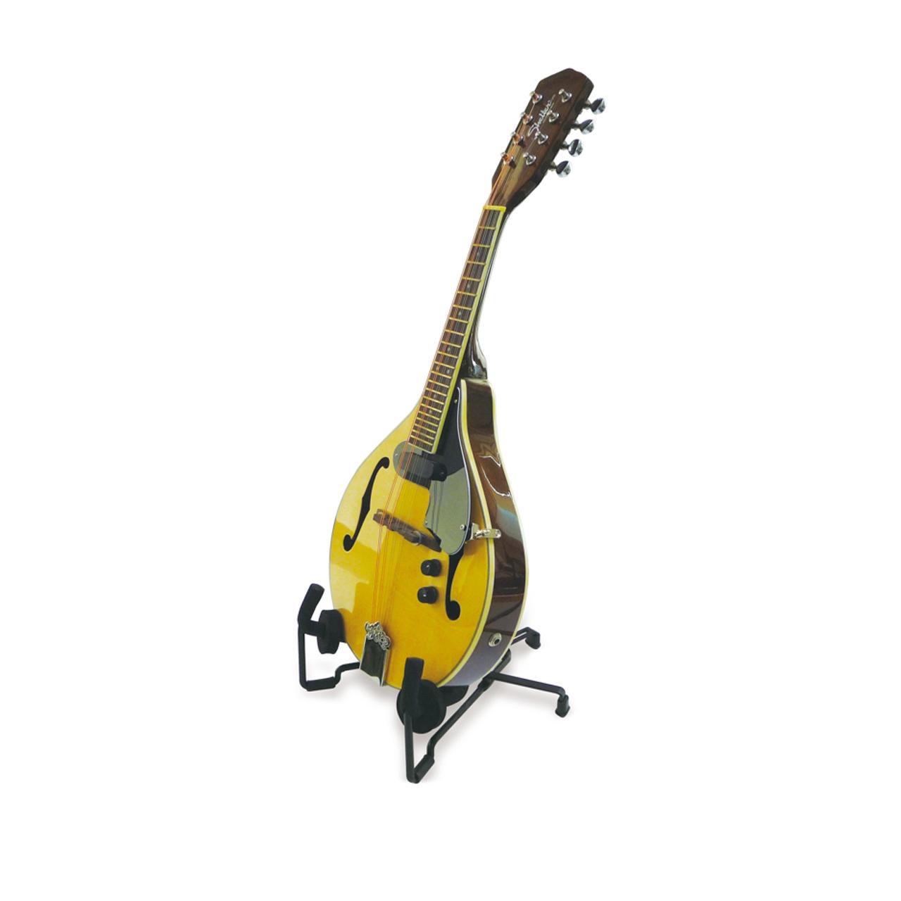 Suporte Travlite P/violao Folk Gs303b Hercules  - Audio Video & cia