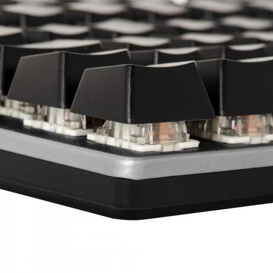 Teclado Gamer Mecânico GPRO K7 RGB PLUS FORTREK  - Audio Video & cia