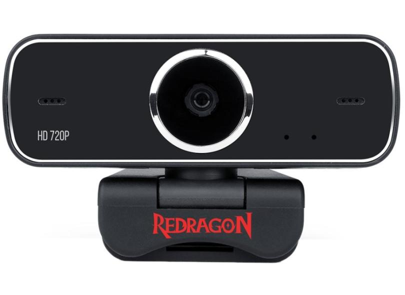 Webcam Redragon Streaming Fobos Hd 720p - Gw600  - Audio Video & cia