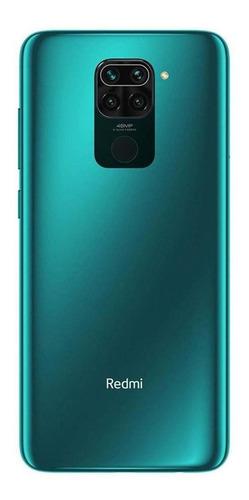 Xiaomi Redmi Note 9 Dual Sim 128 Gb 4 Gb Ram Verde-floresta  - Audio Video & cia