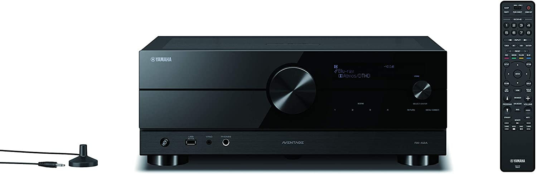 Yamaha RX-A2a Receiver Aventage 7.2 100W 8K 110V  - Audio Video & cia