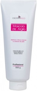 Mascara de Argila 500g - DERMRIO