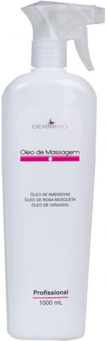 Óleo de Massagem 1L - DERMRIO