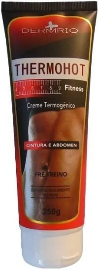 ThermoHOT Fitness 250g - DERMRIO