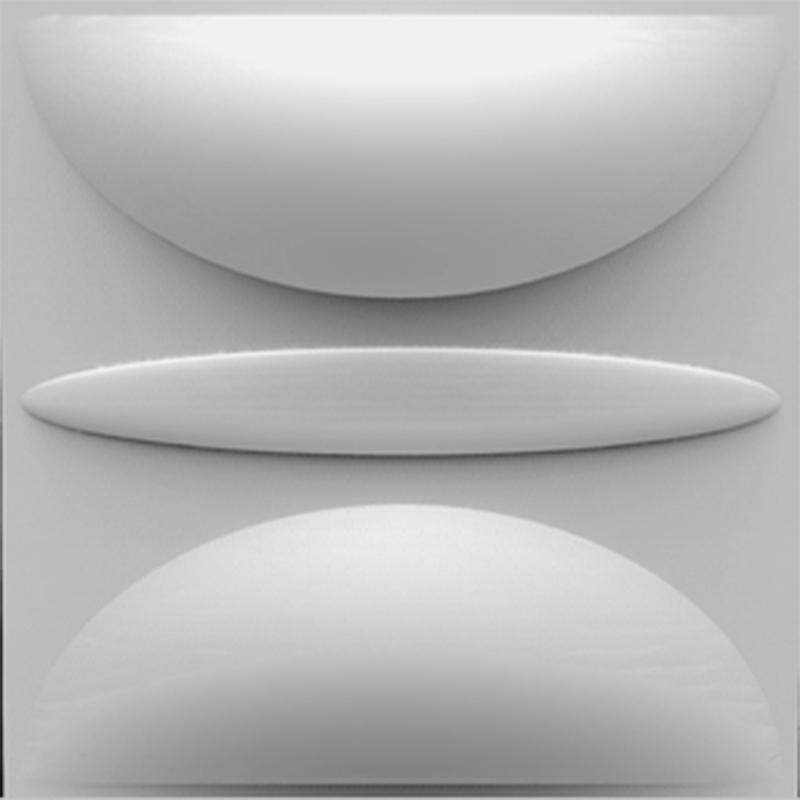 Revestimento 3D - Poliestireno - Ref.: 007 - Marettimo