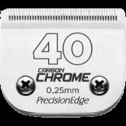 Lâmina #40 PrecisionEdge Carbon Chrome