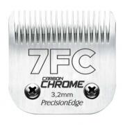 Lâmina #7FC Carbon Chrome 3.2mm PrecisionEdge