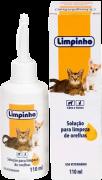 Solução Para Limpeza De Orelhas 110ml - Limpinho