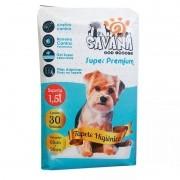 Tapete Higiênico Premium Savana Pacote com 30 unidades – 60cm x 90cm