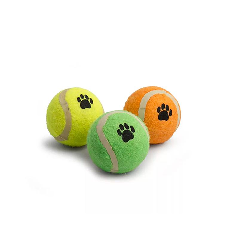 Kit com 3 Bolas de Tênis – Linha Pet – Savana