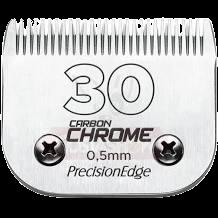 Lâmina #30 PrecisionEdge Carbon Chrome