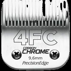 Lâmina #4F Precision Edge Carbon Chrome