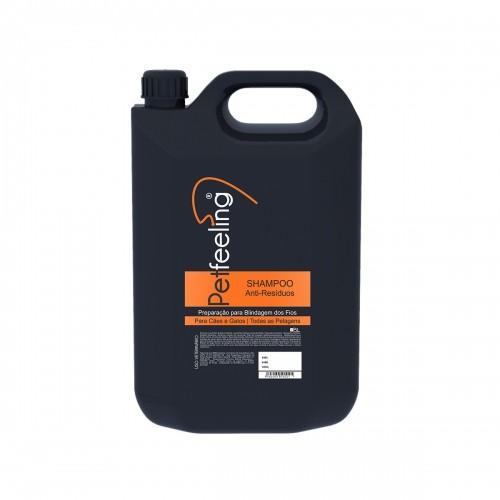 Shampoo Anti Resíduos 5L Petfeeling