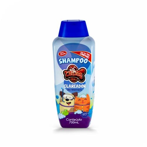 Shampoo Cat Dog Clareador- 700ml