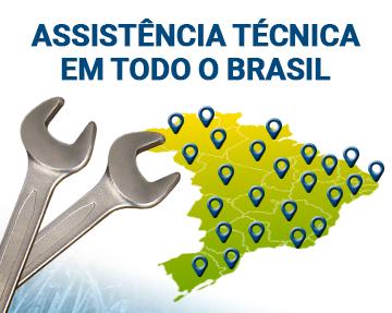 assistência em todo brasil