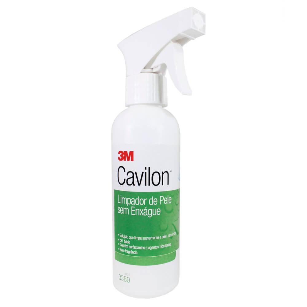 CAVILON LIMPADOR DE PELE S/ ENXAGUE 250ML - 3380 - 3M - 1UN