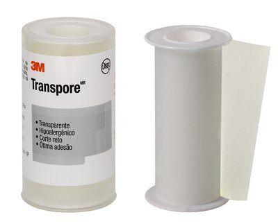 FITA TRANSPORE 100MM X 4,5M - 1527 - 3M - 1UN