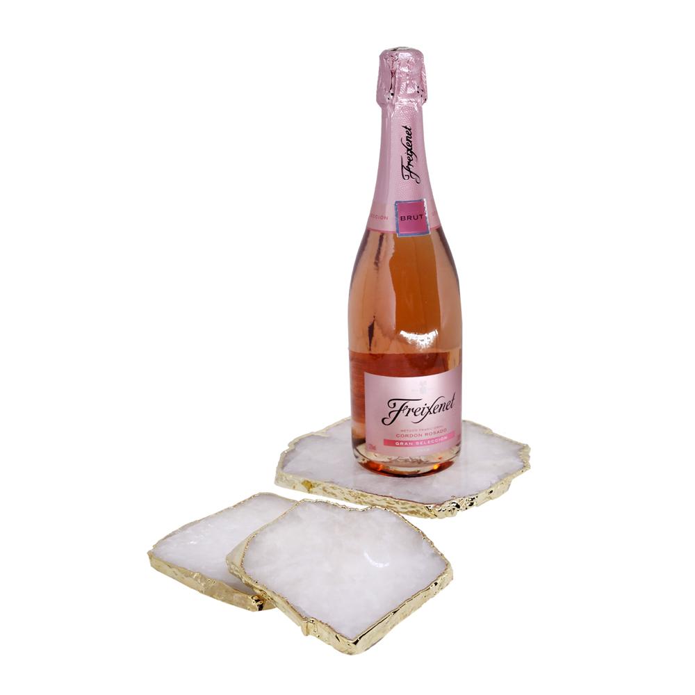 Conjunto Wine Cristal de Quartzo