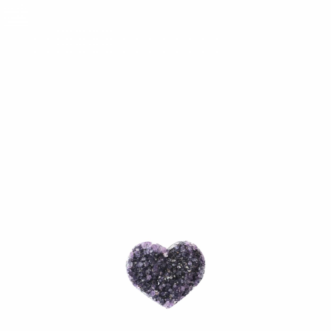 Coração em Ametista
