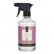 Água Perfumada para Tecidos Via Aroma Lavanda Francesa 500ml