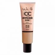 Base CC Cream Multibenefícios Antipoluição Vult 03