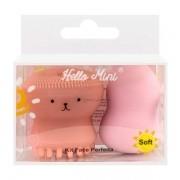 Kit Face Perfeita Soft Hello Mini Cores Variadas