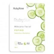 Máscara Facial Pepino Ruby Rose