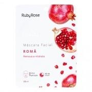 Máscara Facial Romã Ruby Rose